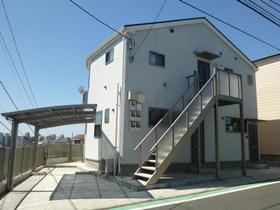 (仮)峰岡町新築アパート外観写真