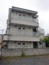 ソシアーレミラン埼大前外観写真