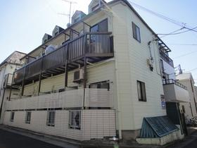 笹塚コーポ外観写真