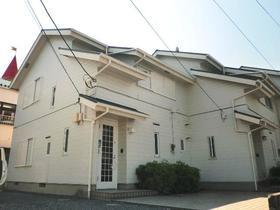 日野テラスハウス外観写真