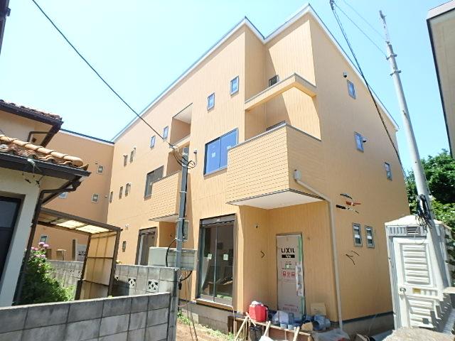 Nishifuna TreeHouse外観写真