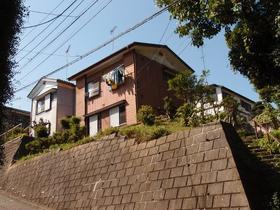 熊野アパート外観写真