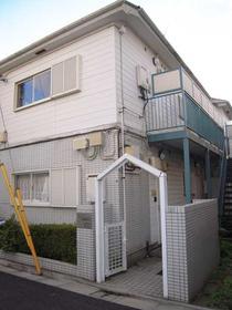 コンチネンタルハイム石神井台外観写真