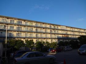 メゾンドール検見川外観写真