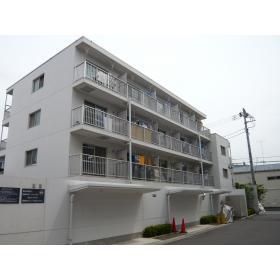 武蔵浦和宝マンション外観写真