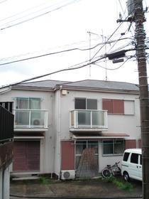 パールハイツ鶴山外観写真