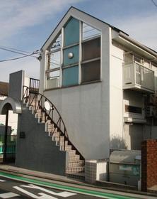 シャルマンフジ横浜壱番館外観写真