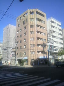 ピースフルコート菊川外観写真