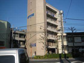 江原セントラルマンション外観写真