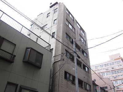アドバンス・アパートメント・ハウス外観写真