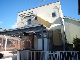 富士見4丁目賃貸マンション外観写真