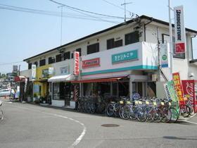 小川アパート外観写真
