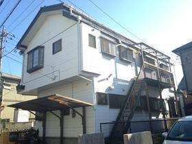 畠山アパート外観写真