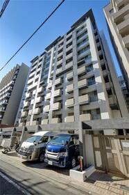 レジディア新宿イーストII外観写真