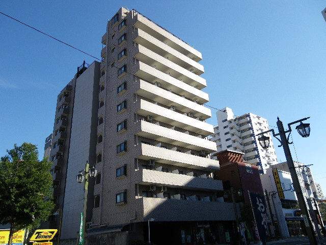 ライオンズマンション高崎田町外観写真