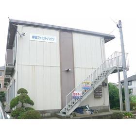 岸田ファミリーハイツ外観写真