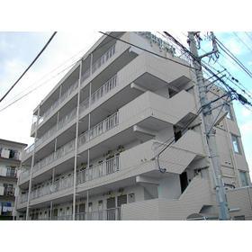 鶴ヶ島宝マンション外観写真