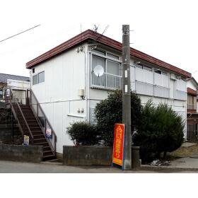 上和田コーポ 201号室の外観