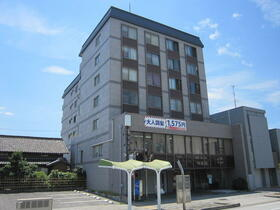 OS・SKYマンション中島新町外観写真