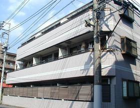 コンチネンタルハイツ富士見台外観写真