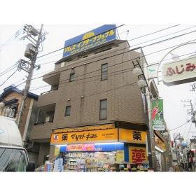 フローラ富士見台外観写真