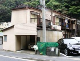 石川アパート外観写真