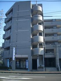 橋本大河原ビル(旧名メゾンラメール)外観写真