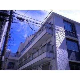 ロンデ西新宿外観写真