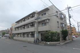パラシオン西川口外観写真