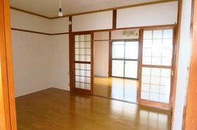 第2眞和荘 6号室の外観