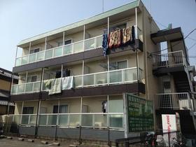 北綾瀬パークマンション外観写真