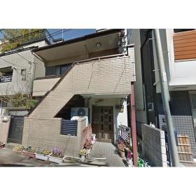 武蔵関町戸建て外観写真