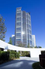パークハビオ新宿イーストサイドタワー外観写真