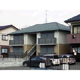 サニーヒル広瀬F棟外観写真