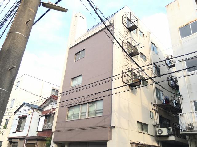鈴木ビル 5-B外観写真