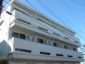 絹ヶ丘新築アパート外観写真