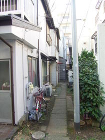 西早稲田3丁目ハウス外観写真