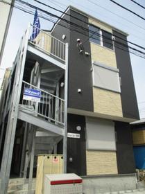 仮称)藤沢新築アパートB棟外観写真
