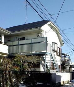 コーポ中田町外観写真