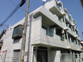 ハイタウン大倉山No.2外観写真