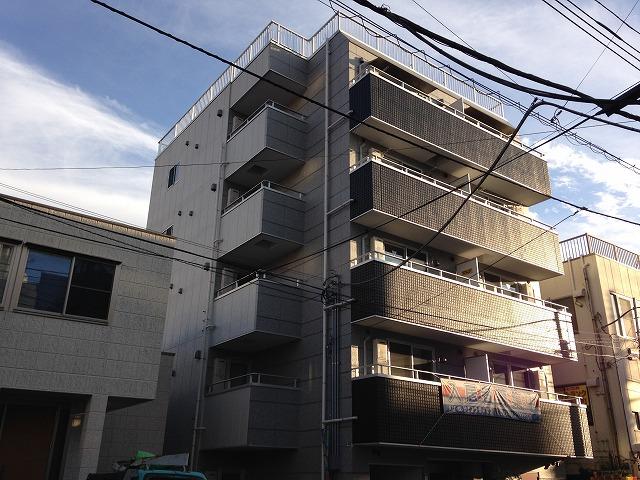プランドール西横浜外観写真