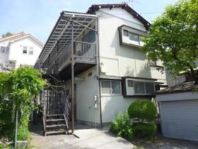 永野アパート外観写真
