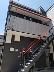 仮称)フロンティアアパートメント長津田 B号棟外観写真