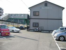 ルート門松駅ⅡB棟外観写真