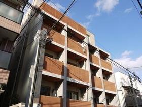 パレ・ホームズ幡ヶ谷外観写真