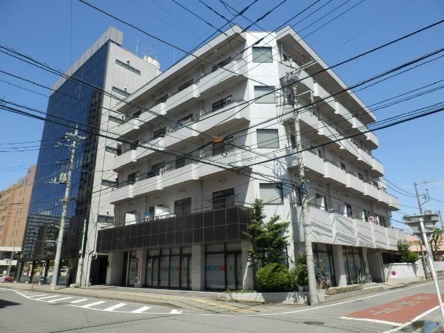 早稲田マンション外観写真