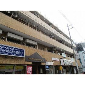 ライオンズマンション武蔵小杉第Ⅱ外観写真