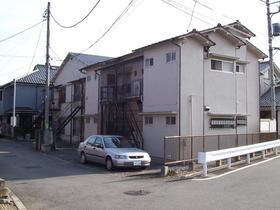 阿川アパートA棟外観写真
