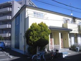 桝永タウンハウス外観写真