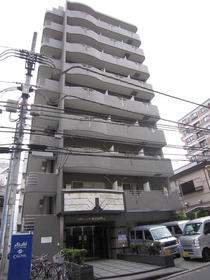 スカイコート横浜駅西口外観写真